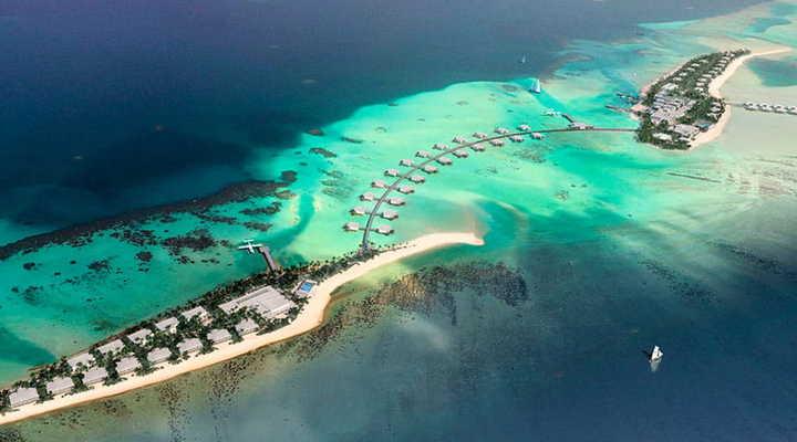 Hotel RIU Palace Maldivas en Hotel RIU Atoll