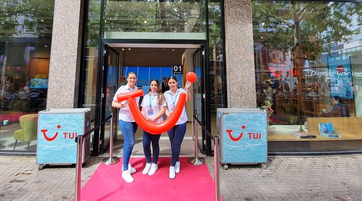 TUI Experience Store in Utrecht