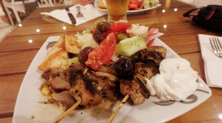 Griekse Souvlaki