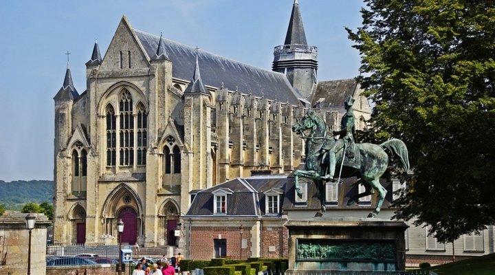 Église Notre Dame et Saint Laurent