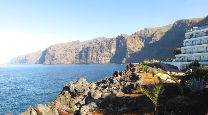 Kliffen van Los Gigantes