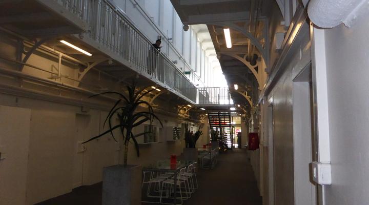 Jailhouse Accomodation
