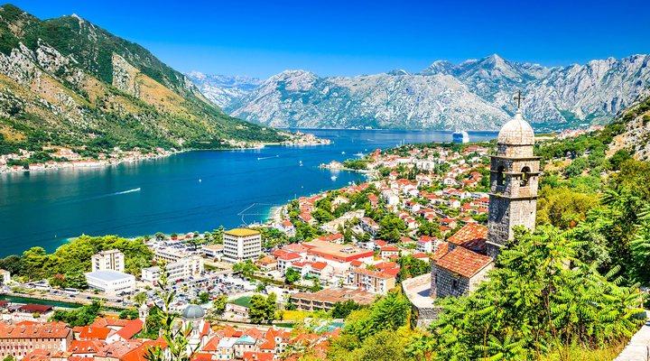 Achtdaagse vlieg-busreis Montenegro en Albanië