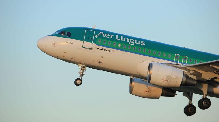 Vliegtuig Aer Lingus