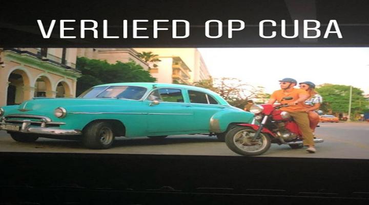 'Verliefd op Cuba' in de bioscoop