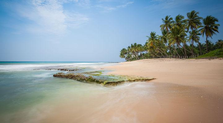 Golden Beach, Sri Lanka