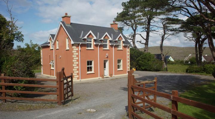 Vakantiehuis Ierland