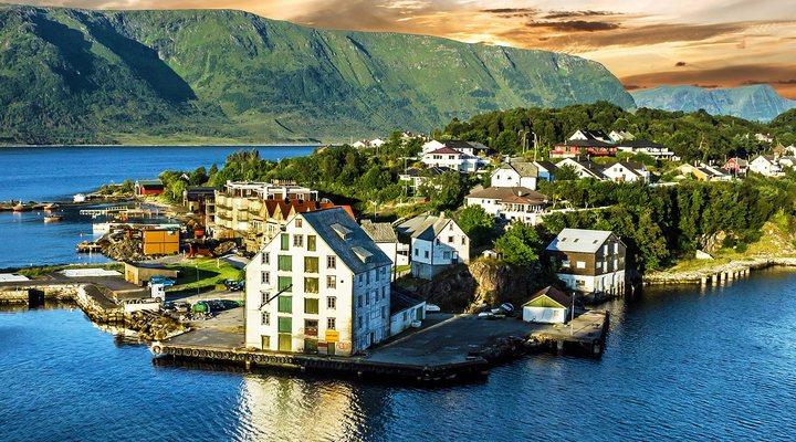 Reis Noorse Fjorden, Bergen en Scherenkusten