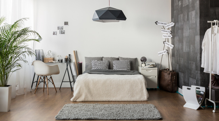 Via Airbnb (ver)huur je privé accommodaties