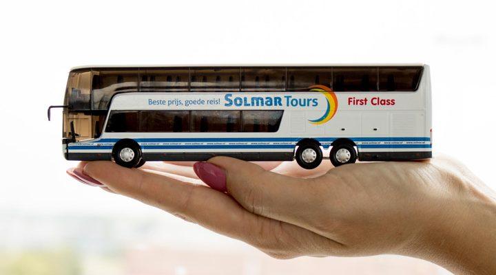 Solmar Tours miniatuurbus