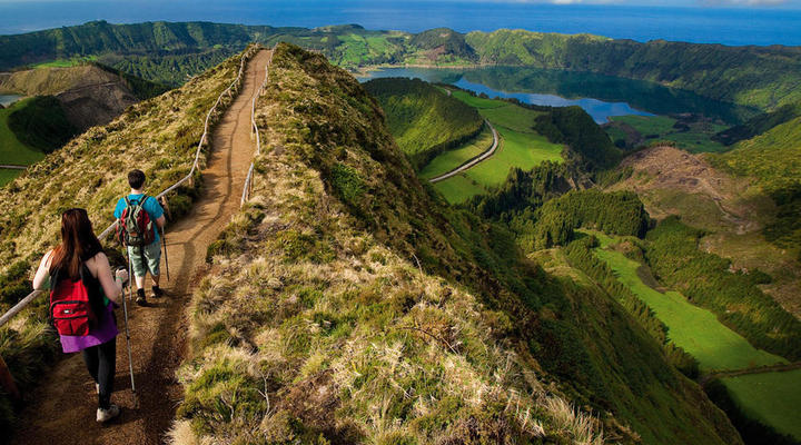 11-daagse rondreis door de Azoren