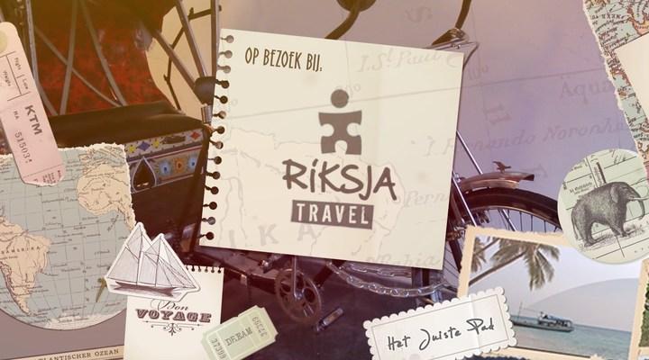 Reisorganisatie Riksja Travel