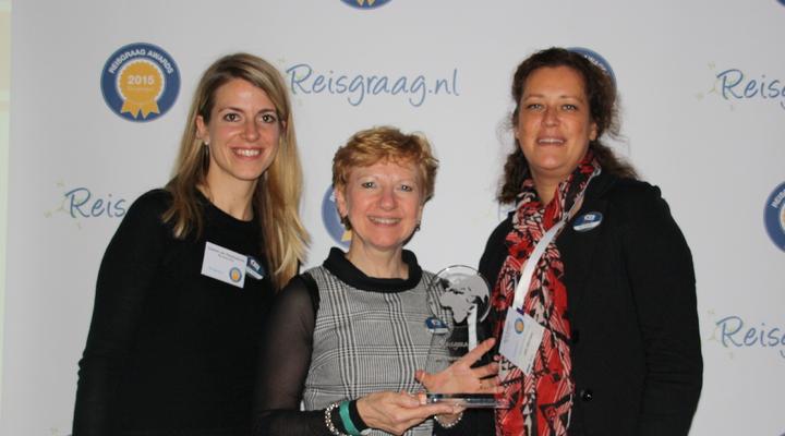 De Jong Intra Vakanties: 4x Award winnaar