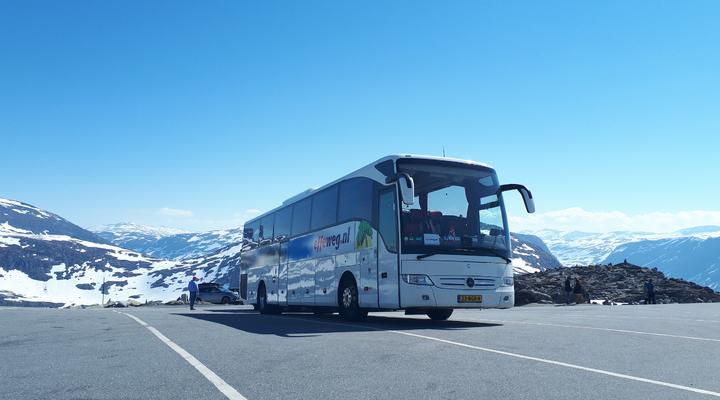 De bus van Effeweg.nl