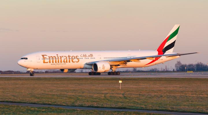 Emirates is airline van het jaar